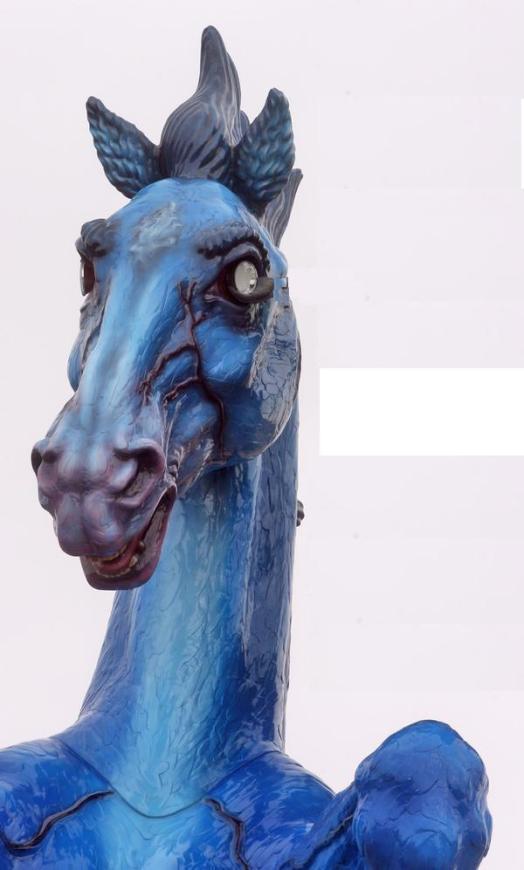 DIA horseDIA