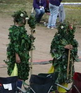 Greenmen?