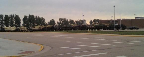 WHS Tanks